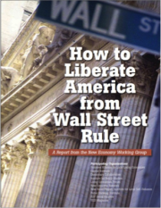 How to Liberate America from Wall Street by David Korten